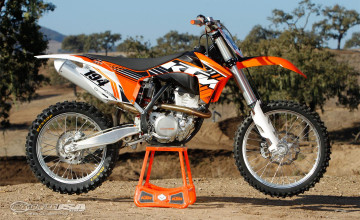 KTM Wallpaper Dirt Bike