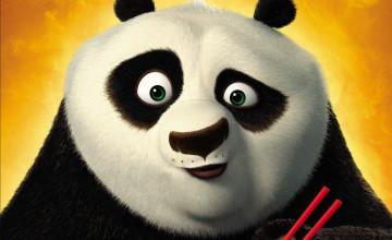 Kung Fu Panda Desktop Wallpaper