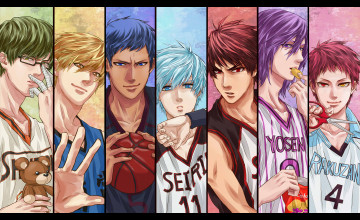 Kuroko's Basketball Wallpapers
