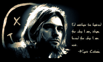 Kurt Cobain Background
