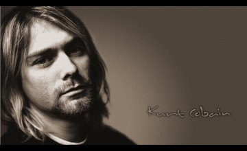 Kurt Cobain HD Wallpaper