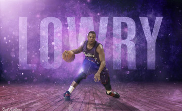 Kyle Lowry Wallpapers