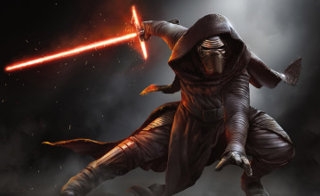 Kylo Ren Desktop Wallpaper