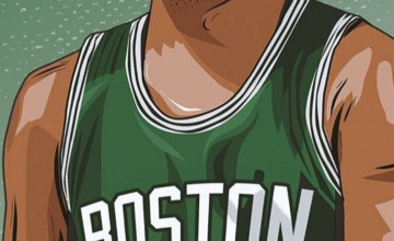 Kyrie Irving Boston Wallpapers