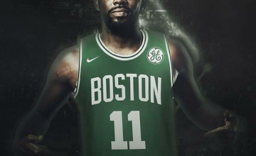 Kyrie Irving Celtics Wallpapers