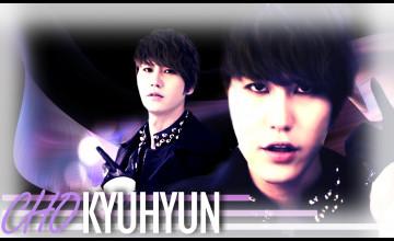 Kyuhyun Super Junior Wallpaper
