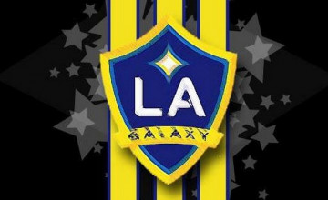 LA Galaxy iPhone Wallpaper