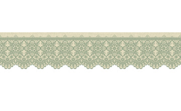 Lace Wallpaper Border