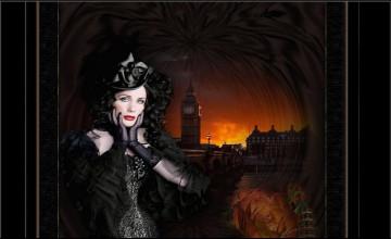 Lady Midnight Wallpaper