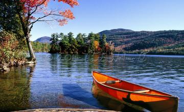 Lake George Wallpaper