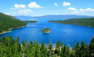 Lake Tahoe Wallpaper Emerald Bay