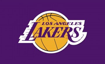 Lakers Logo Wallpaper