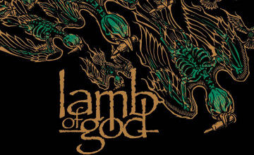 Lamb Of God Desktop Wallpaper