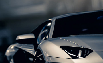 Lamborghini Aventador iPhone Wallpaper
