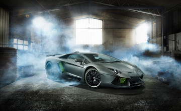 Lamborghini Aventador Wallpaper HD