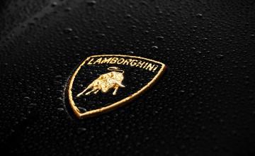 Lamborghini Emblem Wallpaper