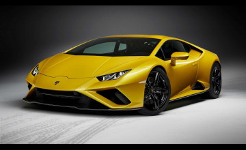 Lamborghini Huracan EVO RWD Wallpapers