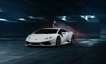 Lamborghini Huracan Wallpaper HD