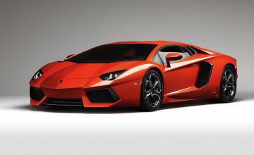 Lamborghini Screensaver Wallpaper