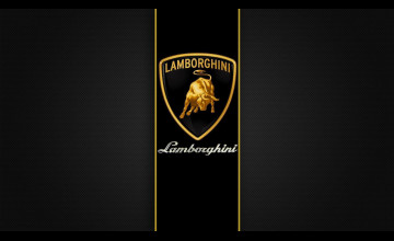 Lamborgini Logo Wallpaper