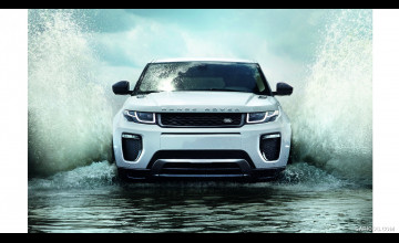 Land Rover Evoque Wallpapers