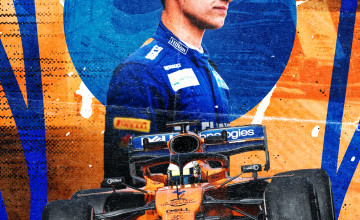 Lando Norris Phone Wallpapers
