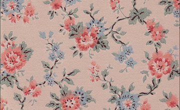 Large Floral Wallpaper Designs