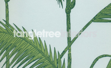 Large Palm Leaf Wallpaper