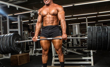 Larry Wheels Workout Wallpapers