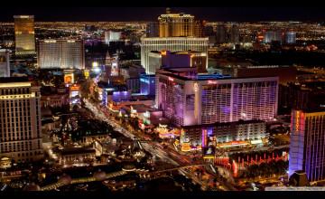 Las Vegas Strip Wallpaper