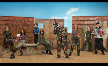 Last Man Standing TV Show Wallpapers