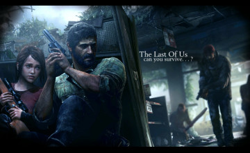 Last of US HD Wallpapers