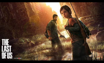 Last of US Wallpapers