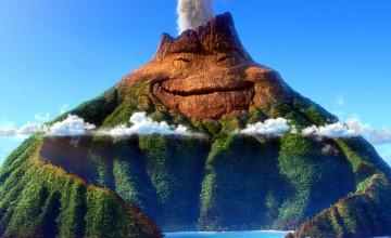 Lava Pixar Wallpaper