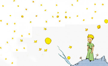 Le Petit Prince Wallpaper