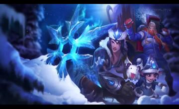 League of Legends 1080p Wallpaper