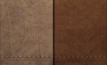 Leather Look Wallpaper