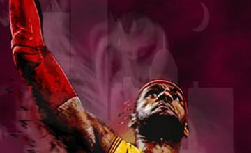 LeBron James 2015 Cavs Wallpaper