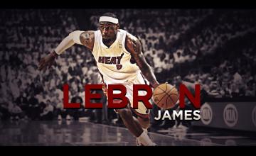 LeBron James Miami Wallpaper