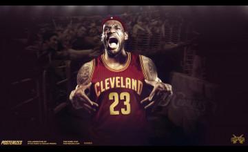 LeBron James Wallpaper 2014 Cavs