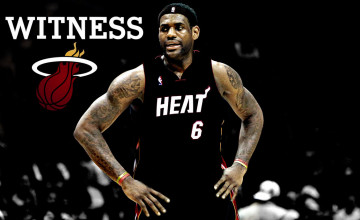 Lebron James Wallpaper Miami Heat