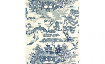 Lee Jofa Willow Lake Wallpaper
