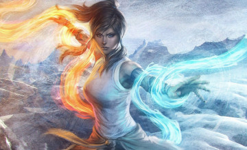Legend of Korra Wallpaper HD