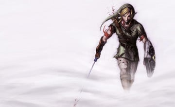 Legend Of Zelda Link Wallpaper