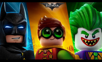 Lego Batman Movie Wallpapers
