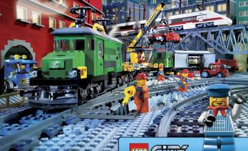 LEGO City Wallpaper