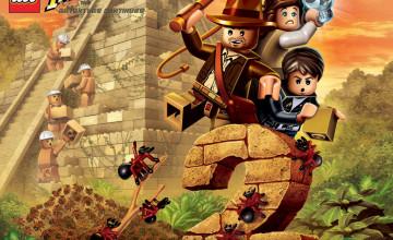 LEGO Indiana Jones Wallpapers