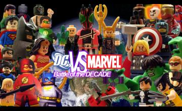 LEGO Marvel Super Heroes Wallpaper