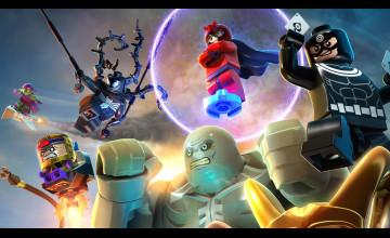 Lego Marvel Superheroes Sets Wallpapers