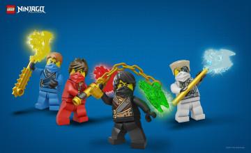LEGO Ninjago Wallpaper
